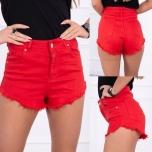 Punased lühikesed püksid