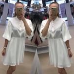 Valge kleit( keskel kumm)