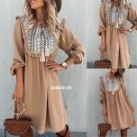 Beez boho stiilis kleit