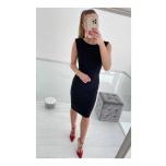 Must midi kleit(Rinna osa pitsist)