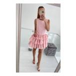 Heleroosa kleit