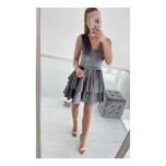 Hõbedane kleit