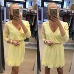 Kollane kleit